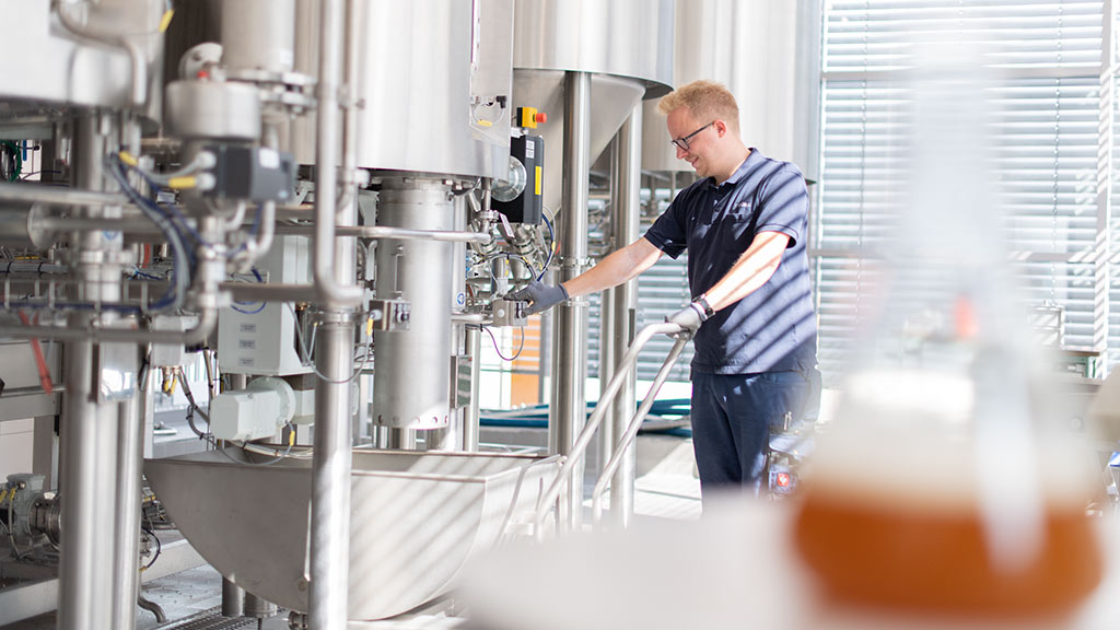 Steinecker accompanies you on your journey to a sustainable brewery of the future.